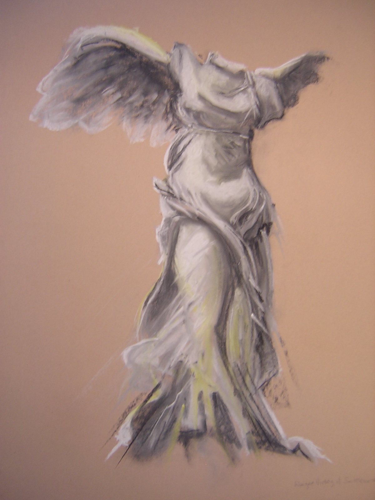 Winged Victory #2